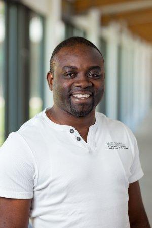Dr Alfred Amambua Ngwa. Credit: Tom Farnetti.
