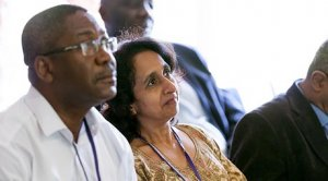 Nadira Karunaweera at GEM 2013. Photo credit: Thomas Farnetti.