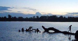 Riverside in Cambodia. Photo credit: Roberto Amato.