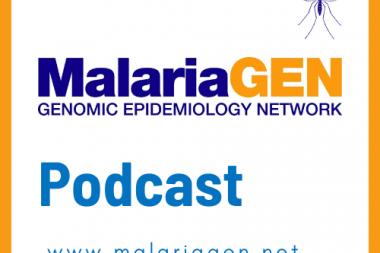 MalariaGEN podcast