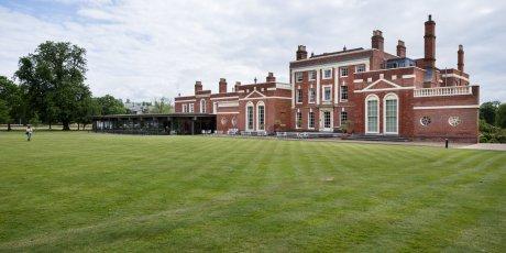 Hinxton Hall, Wellcome Genome Campus Conference Centre. Photo credit: Thomas Farnetti.
